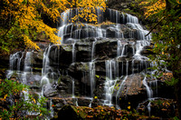 Fall at Yellow Branch Falls